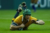 Rugby World Cup 2003: Ο Elton Flatley σκοράρει try σε 18 δευτερόλεπτα!