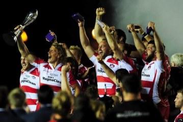 Η Gloucester κατέκτησε το δεύτερο ευρωπαϊκό της τίτλο, κυριαρχώντας απέναντι στην Edinburgh