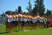 Η Κύπρος έχασε από τη Λιθουανία με δραματικό φινάλε, αλλά κέρδισε τη δεύτερη θέση της Κατηγορίας 2Β