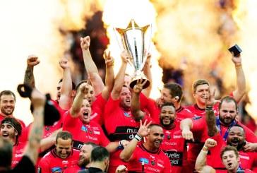 Η Toulon γράφει Ιστορία, κερδίζοντας τον τρίτο στη σειρά ευρωπαϊκό τίτλο της!