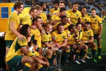 Η Αυστραλία κέρδισε το Rugby Championship και η Αργεντινή έγραψε ιστορία
