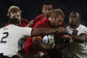 Αγγλία – Φίτζι 35-11 : Η αγχωμένη Αγγλία δε θα μπορούσε να πάρει καλύτερο αποτέλεσμα