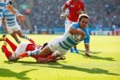 Αργεντινή – Τόνγκα 45-16 : Τα Pumas ομορφαίνουν το ράγκμπι