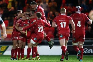 Οι Scarlets κέρδισαν το ντέρμπι και την κορυφή