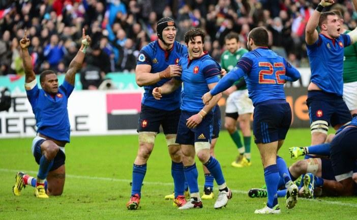 Αγγλία και Γαλλία ζευγάρωσαν τις νίκες τους, επίδειξη δύναμης η Ουαλία