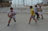 Η ομάδα rugby του ΑΟ Καβάλα στα σχολεία